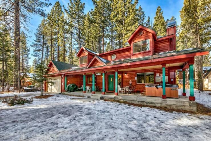 1076 Bijou St, South Lake Tahoe, CA  96150 El Dorado County