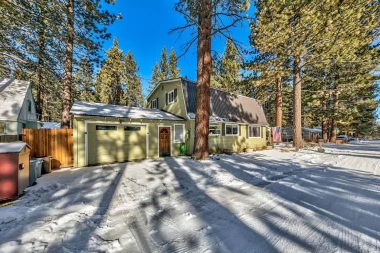 1150 Carson Ave, South Lake Tahoe, CA  96150 El Dorado County