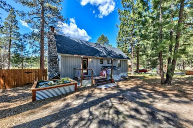 1224 Heather Lake Road South Lake Tahoe, CA  96150 El Dorado County