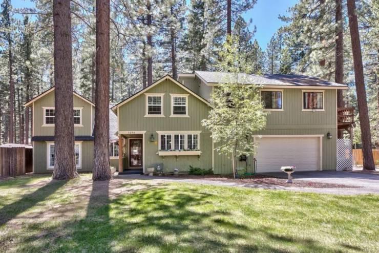 1254 Bonanza Avenue South Lake Tahoe, Ca 96150 El Dorado County