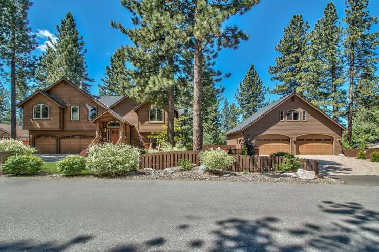 1282 & 1290 Angora Lake Road, South Lake Tahoe, CA 96150 El Dorado County