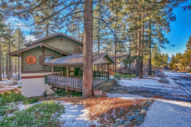 1282 Timber Lane, South Lake Tahoe, CA 96150