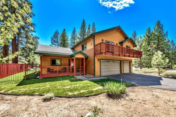1316 Susie Lake Road, South Lake Tahoe, CA 96150 El Dorado County