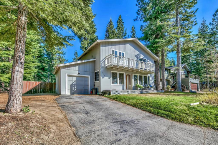 1571 Skyline, South Lake Tahoe, CA 96150 El Dorado County