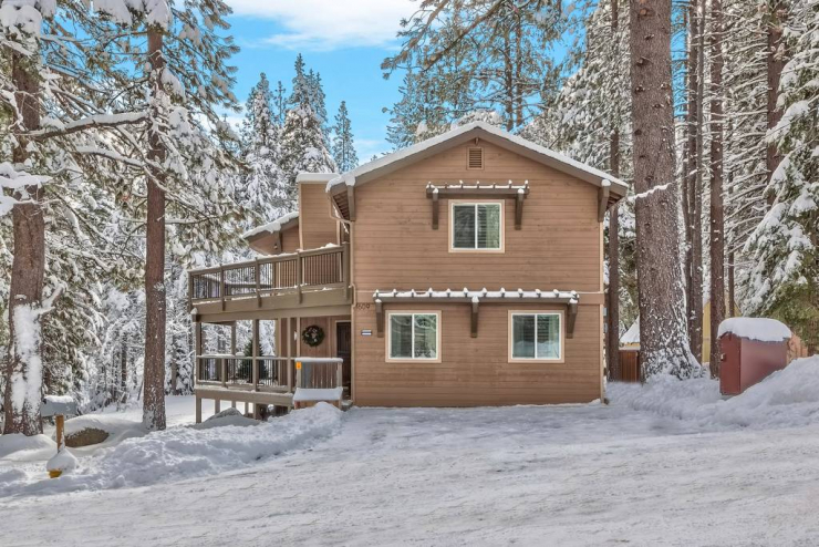 1609 Sitka Circle, South Lake Tahoe, CA 96150, El Dorado County