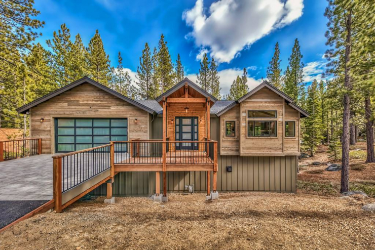 1841 Grizzly Mountain, South Lake Tahoe, CA 96150