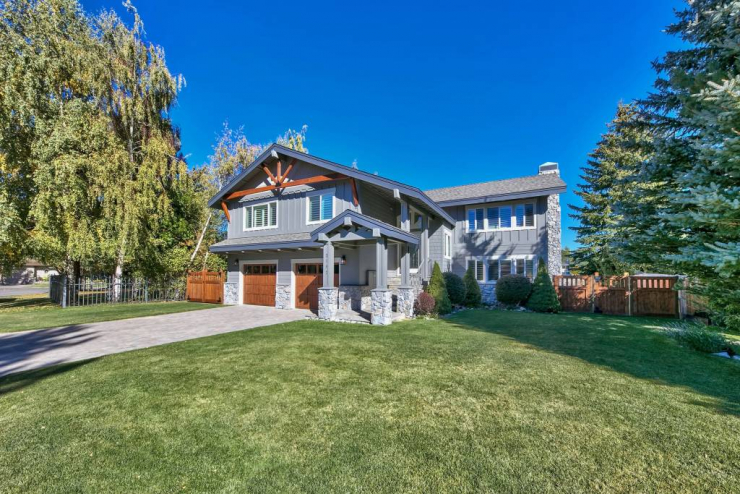 2157 White Sands Drive, South Lake Tahoe, CA 96150