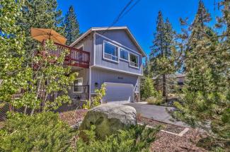 2415 Blitzen Road, South Lake Tahoe, CA 96150 El Dorado County