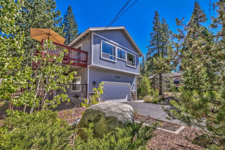 2415 Blitzen Road, South Lake Tahoe, CA 96150 El Dorado County