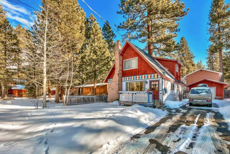 2530 William Ave, South Lake Tahoe, CA 96150 El Dorado County