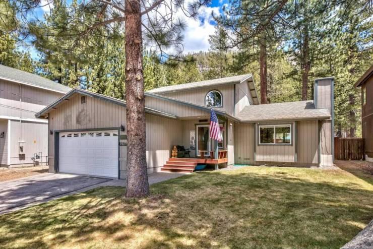 2553 Blitzen Road, South Lake Tahoe, CA, 96150 El Dorado County