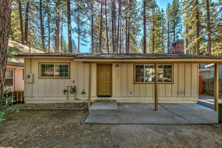 2566 Pinter, South Lake Tahoe, CA 96150 El Dorado County