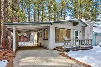 2605 Bertha Ave, South Lake Tahoe, CA 96150 El Dorado County