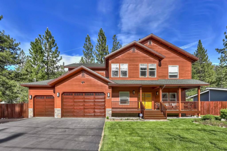 2877 Saint Nick, South Lake Tahoe, CA 96150 El Dorado County