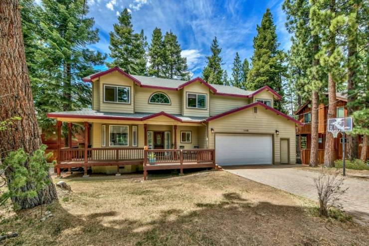 3135 Deer Trail, South Lake Tahoe, CA 96150 El Dorado County