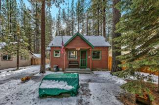 3324 Fir Ave, South Lake Tahoe, CA 96150 El Dorado County