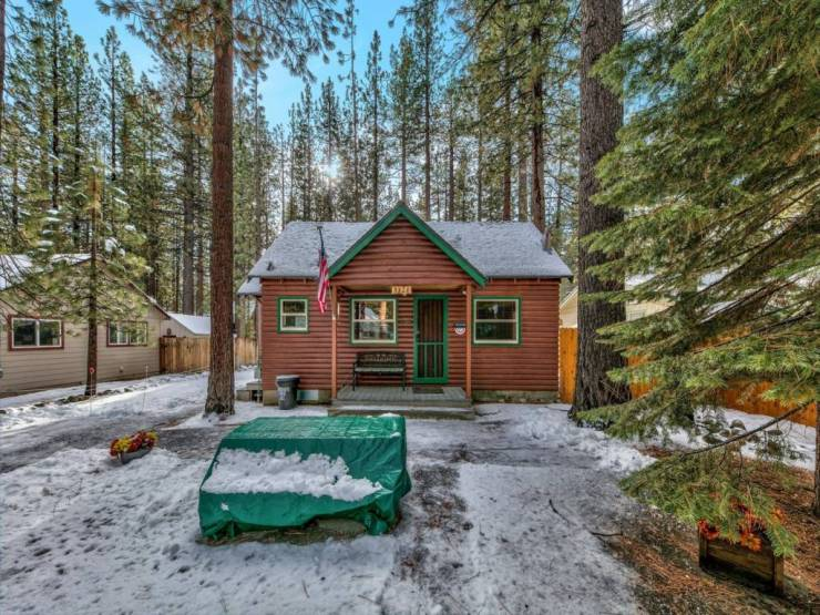 3324 Fir Ave, South Lake Tahoe, CA 96150 El Dorado County