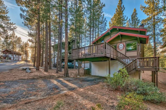 3381 Pine Hill Road, South Lake Tahoe, CA 96150