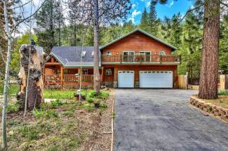3558 Morton Drive, South Lake Tahoe, CA 96150 El Dorado County