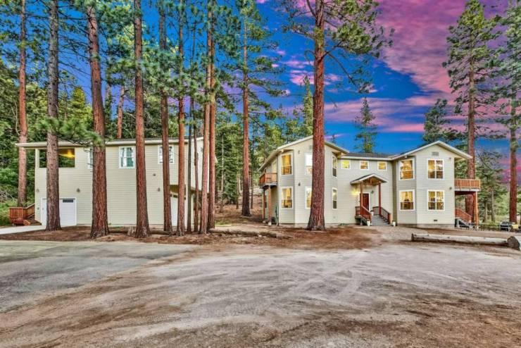 3588 Saddle Road South Lake Tahoe, CA 96150 El Dorado County