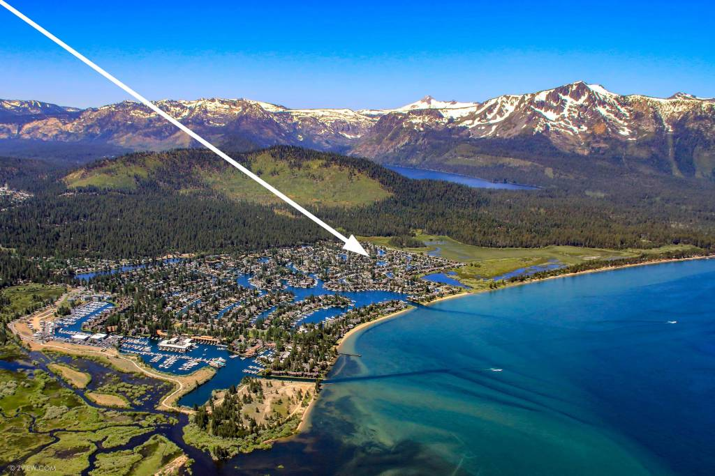 592 Alpine Drive, Tahoe Keys - South Lake Tahoe Real ...