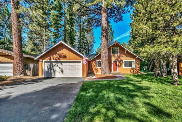 722 Jeffrey Street, South Lake Tahoe, CA 96150 El Dorado County