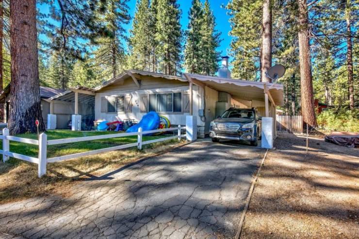 760 Anita Drive South Lake Tahoe, CA 96150 El Dorado County
