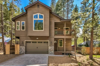 New Construction in South Tahoe