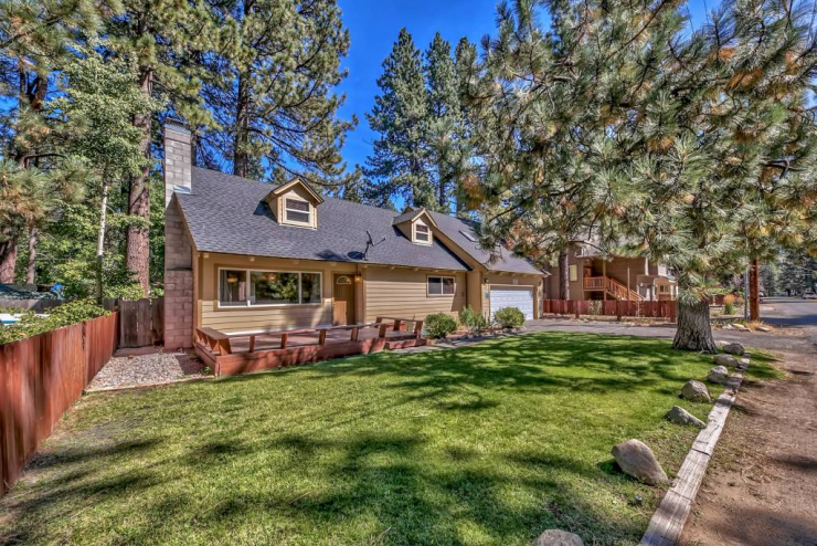 879 Rainbow Drive, South Lake Tahoe, CA 96150 El Dorado County