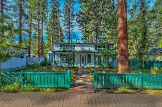 South Lake Tahoe Real Estate Listing for Sale