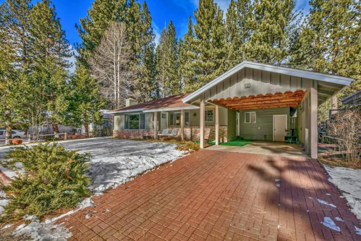 920 Edgewood Circle, South Lake Tahoe, CA 96150, El Dorado County