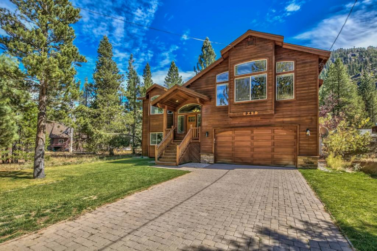 947 Colusa Street, South Lake Tahoe, CA 96150 El Dorado County