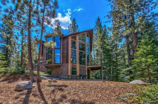 New Tahoe Chalet