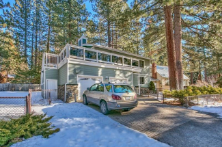 Al Tahoe Property For Sale!