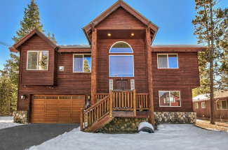 Newer Custom Home on the South Lake Tahoe Real Estate Market