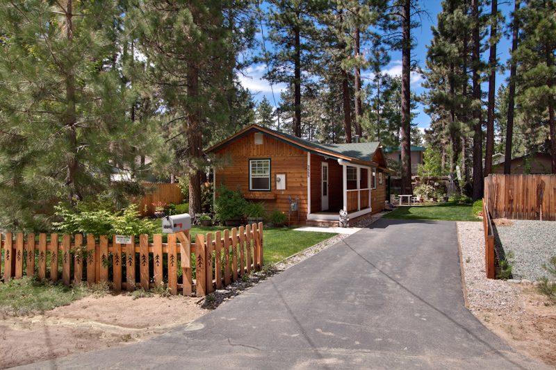 New cabin listing on the south lake tahoe mls for South lake tahoe cabins near casinos
