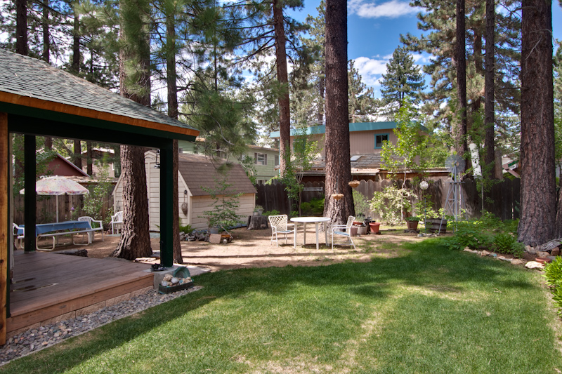 New Cabin Listing On The South Lake Tahoe Mls