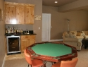 game room of the short sale listing in south lake tahoe