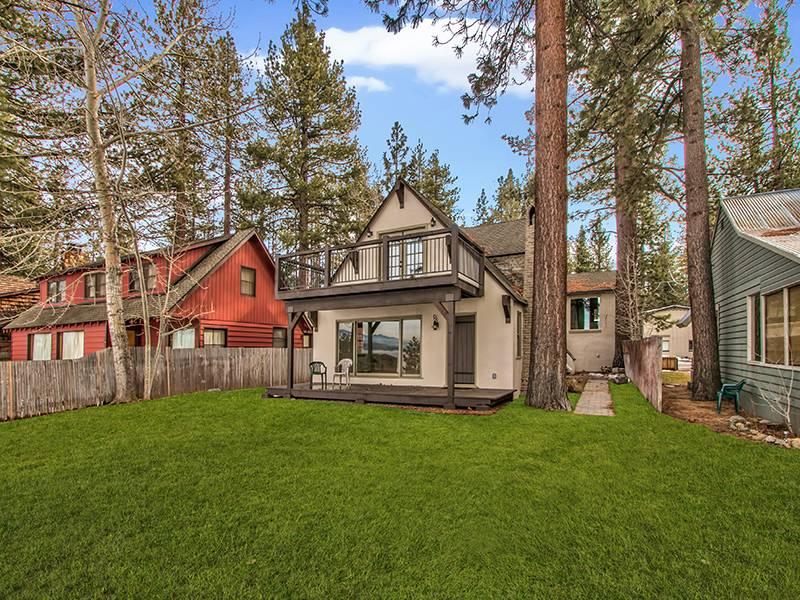 Lakefront properties in south lake tahoe south lake for Lake tahoe home builders