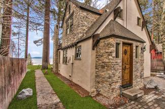 Lakefront Properties in South Lake Tahoe