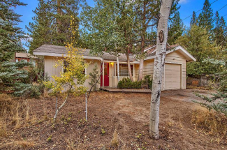 South Lake Tahoe Real Estate for sale in Christmas Valley!