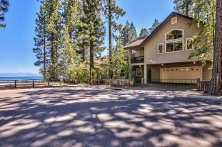 Lakefront Property in South Lake Tahoe!
