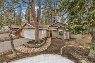Tahoe Island Drive Home for Sale!