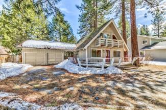 2957 Pinewood Dr. South Lake Tahoe, CA 96150