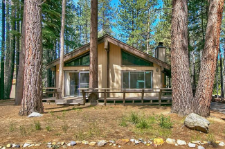 South Lake Tahoe Real Estate Listing in Tahoe Paradise!