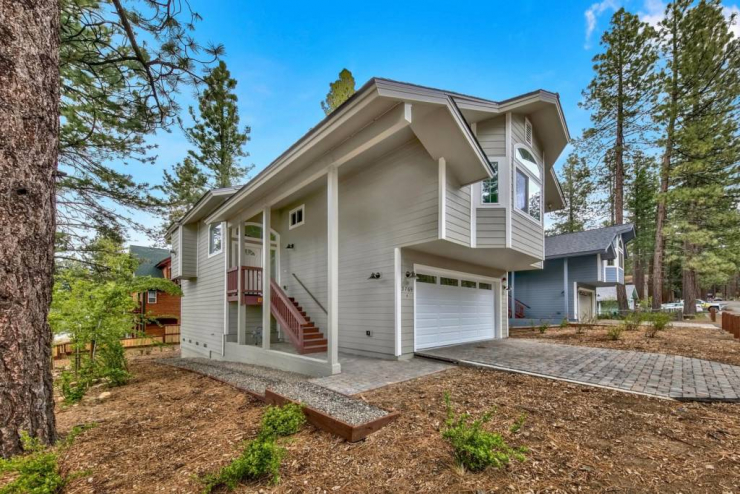 3769 Stewart Way A & B, South Lake Tahoe, CA 96150 El Dorado County