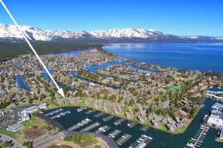 Tahoe Keys Townhouse!