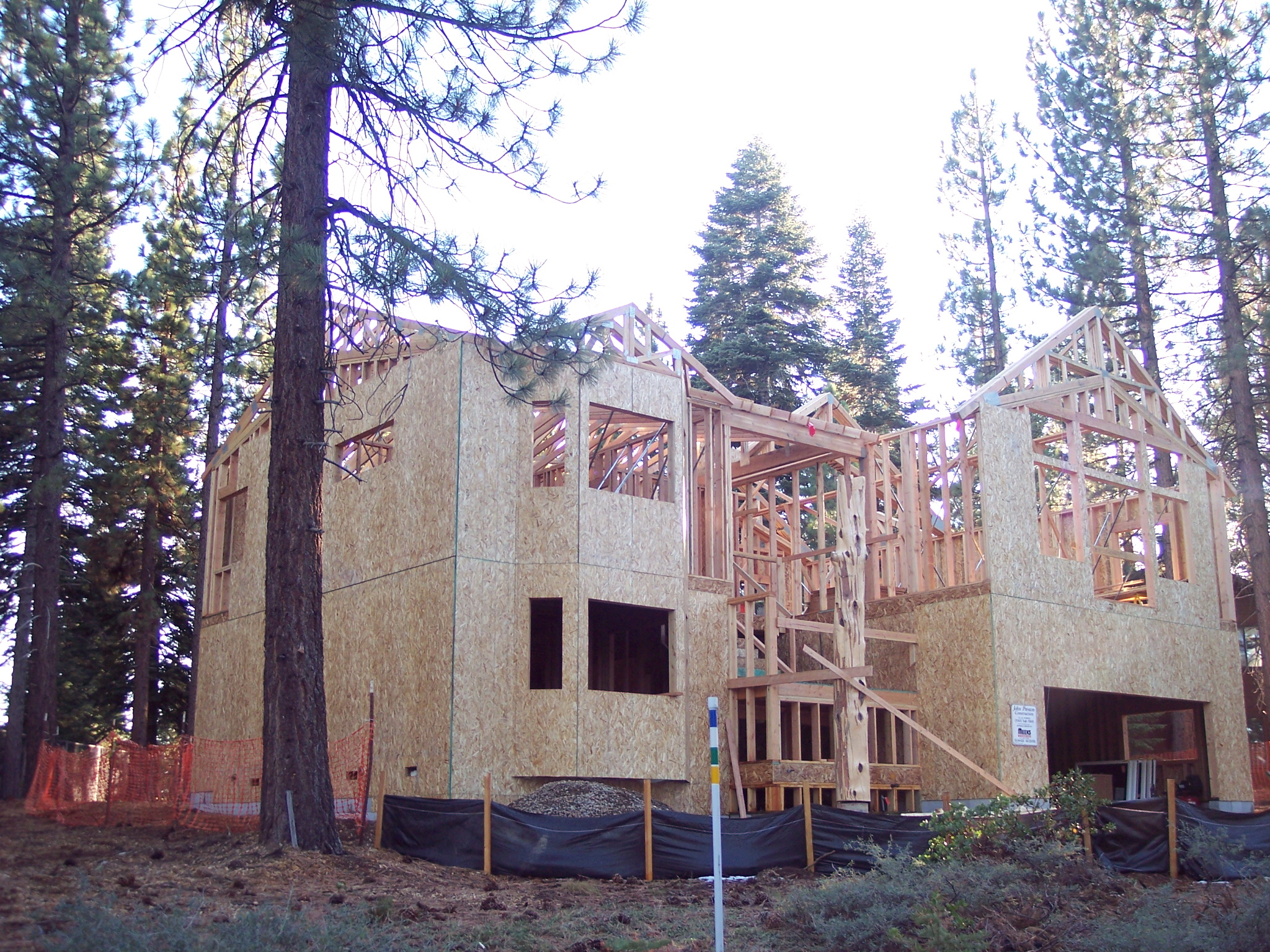 Building New Homes In South Lake Tahoe South Lake Tahoe
