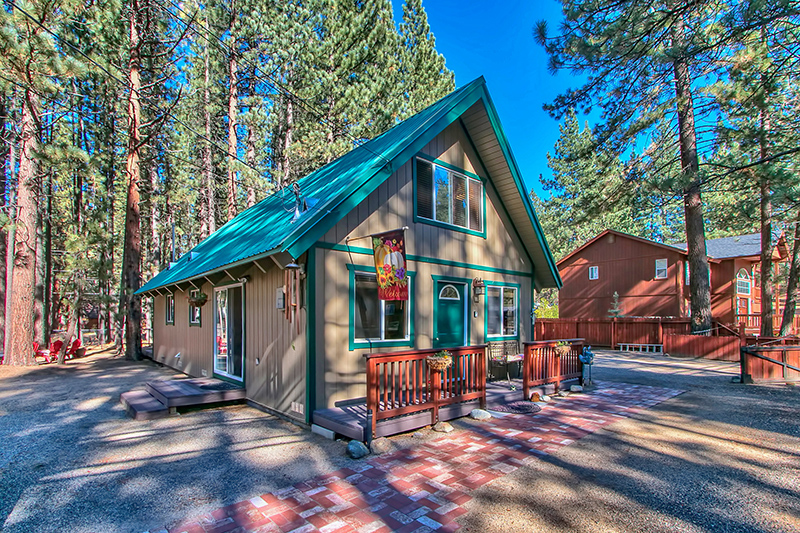 Cabins for sale Lake Tahoe